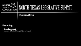 2020 North Texas Legislative Summit | Politics & Media