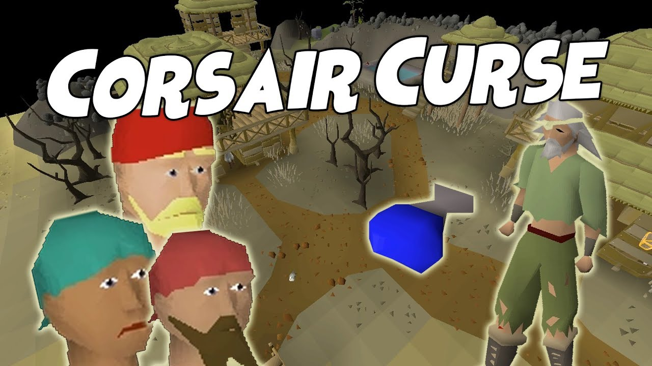 The Corsair Curse! (NEW TO OSRS)