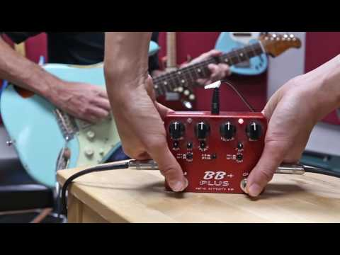 Xotic Effects BB Plus Demo