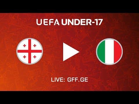 U17 | Georgia - Italy