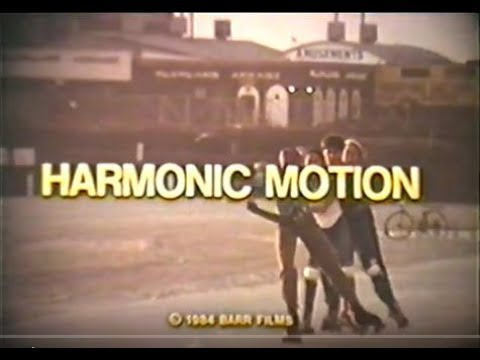 Harmonic Motion: Pendulum, Resonance, Coupled Oscillators, Wave Motion
