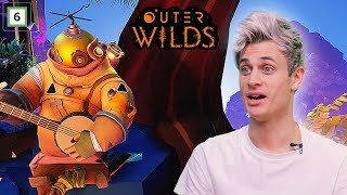 DENNE PLANETEN ER JO HELT GÆREN! Outer Wilds Episode 2