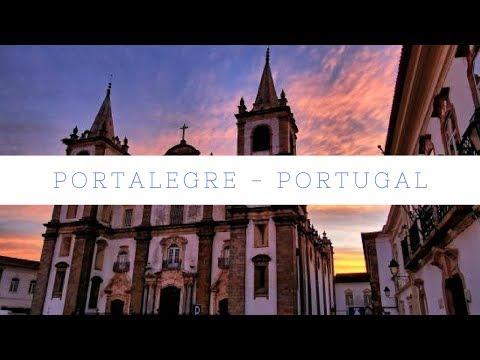 PORTALEGRE, PORTUGAL | BELEZAS DE PORTUGAL