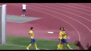 Навбахор - Андижан 2:0 - Все голы - Узбекистан  - 1.07.2016