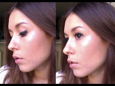 Tutorial maquillage  Contouring  Illuminateur