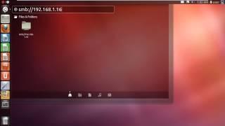How to Mount a Remote Folder in Ubuntu