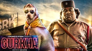 OFFICIAL: Gurkha First Look Reaction | Yogi Babu | Sam Anton | TT 127