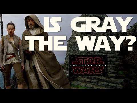 Gray Jedi in the New Canon? Or is it time for the Gray Jedi to end...