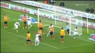 Lecce Genoa 1-3 Ampia Sintesi Highlights Gol SKY 15a Giornata Serie A 05-12-10