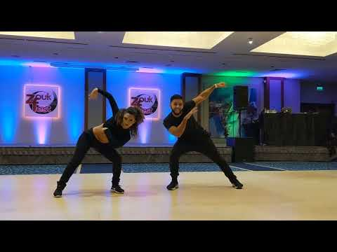 ZF2018: Aline & Charles in performance ~  by Zouk Soul