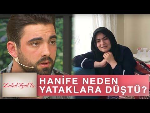 Zuhal Topal'la 204. Bölüm (HD) | Hanife Neden Yataklara Düştü?