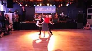 """Kuno & Gosia - """"Believe it, Beloved"""" routine"""