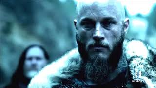RAGNAR LOTHBROK TRIBUTE - VIKINGS Wolves of Midgard - Main Theme OST(EXTENDED by DmD)