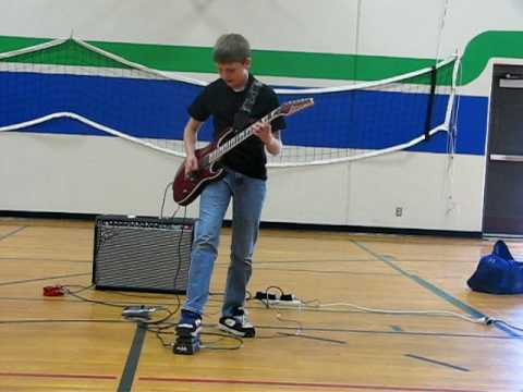 Scott Sullivan: Talent Show 2010