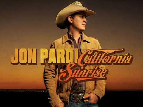 Jon Pardi  California Sunrise Album Mix