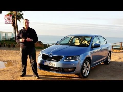 New Skoda Octavia review - Auto Express