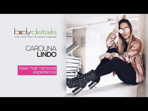 Waxing Vs. Laser Hair Removal Pain | Carolina Lindo | Body Details