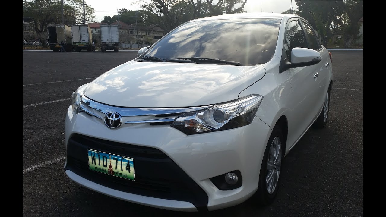2014 Toyota Vios Yaris Sedan Full Review Interior
