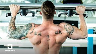 Increase Your Back Width With 5 Moves | Tyler Holt