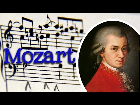 Mozart for Children: Biography for kids - FreeSchool