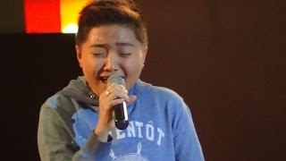 CHARICE - Saving All My Love For You (Live @ Market! Market!)