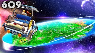 FORTNITE EARTH IS FLAT..!?! Fortnite Funny WTF Fails and Daily Best Moments Ep.609