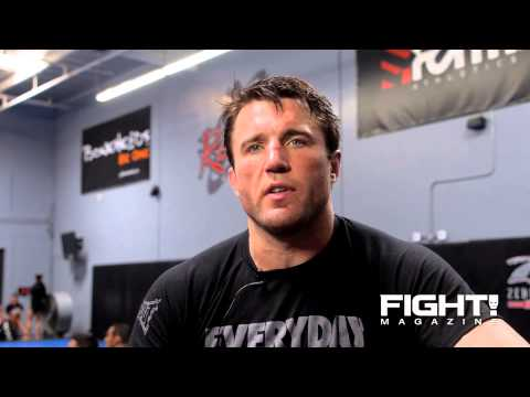 Chael Sonnen On Moving Camps, Shogun And Vitor Belfort