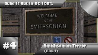 Duke It Out In DC 100% Walkthrough: Smithsonian Terror (E3L4) [All Secrets]