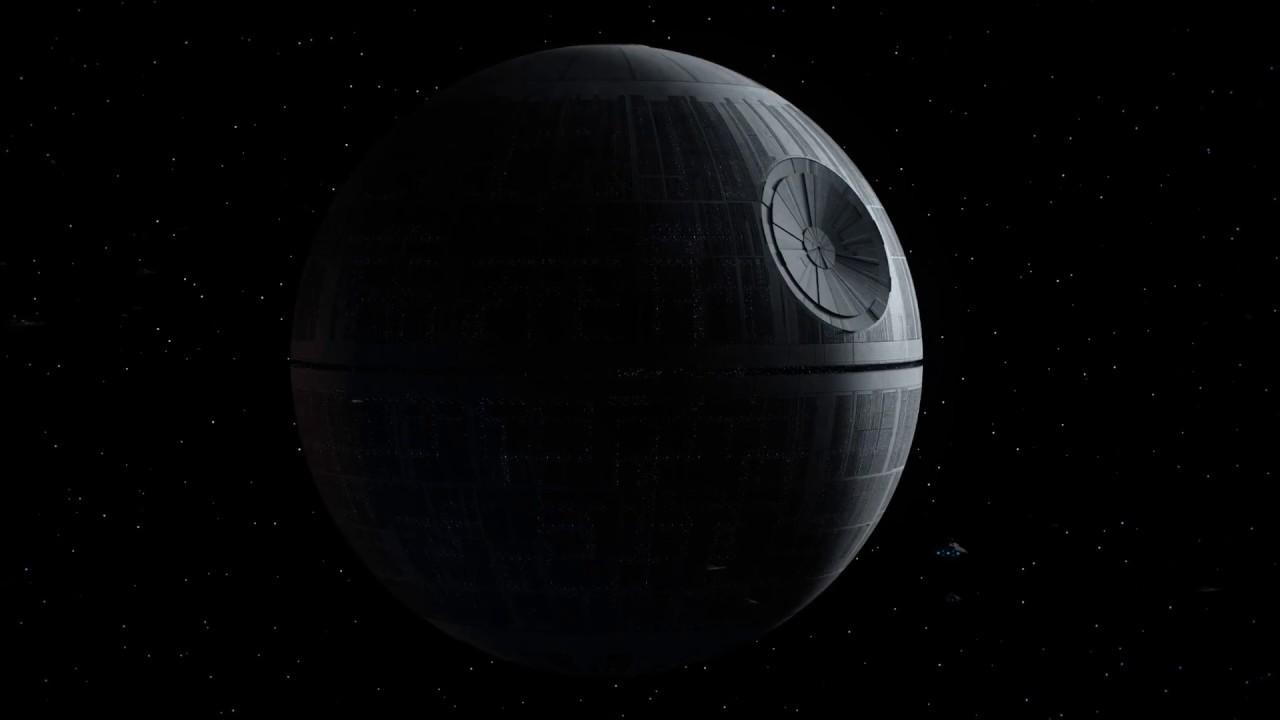 Video Mostra A Construcao Da Estrela Da Morte Do Filme Star Wars