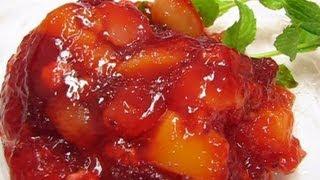 Betty's Cherry Cranberry Gelatin Salad