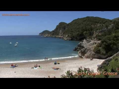 Corfu Island in Greece Collage Video 3 - youtube.com/tanvideo11