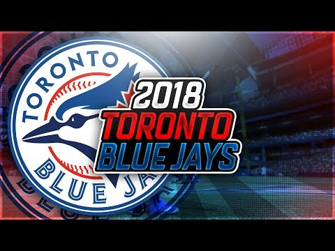 2018 TORONTO BLUE JAYS PROJECTED OPENING DAY ROSTER! MLB THE SHOW 17 DIAMOND DYNASTY!