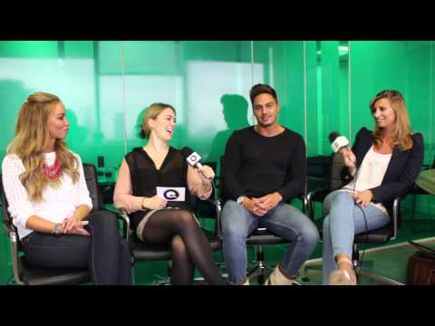 WATCH: the cast of TOWIE get personal in a game of 'Most Likely To' with EntWise!