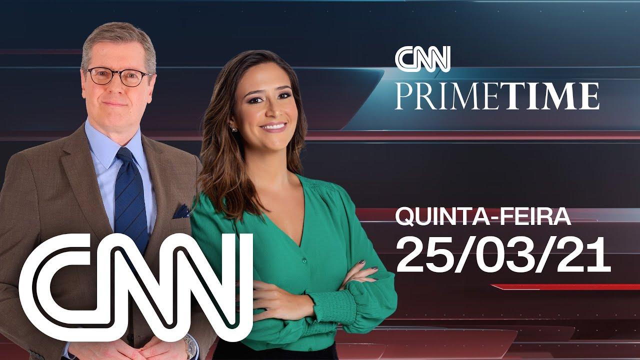 CNN PRIME TIME - 25/03/2021
