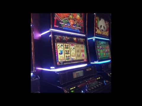 San Manuel Indian bingo and casino- Jackpot