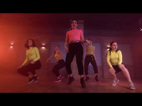 Dancehall Choreo By Katys And Her Students