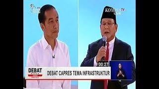 Download Video Debat kedua Capres Pemilu 2019   Pendalaman Visi Misi Calon Presiden   Pilpres 17 feb 2019 MP3 3GP MP4