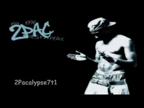 2Pac - White Man'z World [HD]