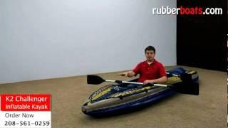 Надувная байдарка Intex 68306 Challenger K2 Kayak(Купить надувную байдарку Intex 68306 Challenger K2 Kayak http://kupibassein.com.ua/product/naduvnaja-bajdarka-intex-68306-challenger-k2-kayak/, 2011-09-13T08:33:28.000Z)