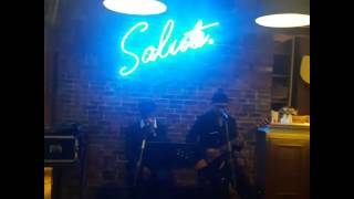 enjoy the music with a good food at Sopra Cafe PIM Street Gallery