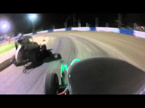 Wills' Feature Race . May 22nd In car Camera view