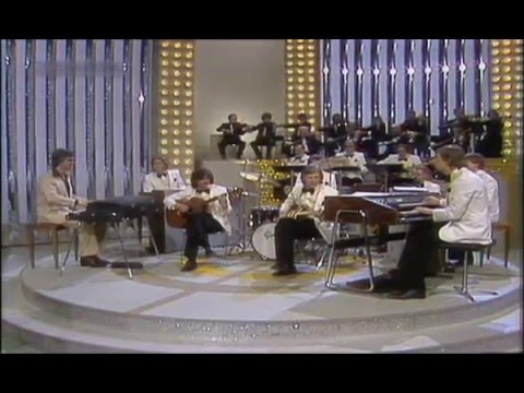 Anthony Ventura & Orchester - Strangers in the Night & Spanish Eyes 1980