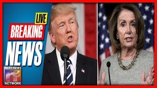 BREAKING: Trump Finds HUGE Loophole To Bypass Congress On Wall And Pelosi's FURIOUS