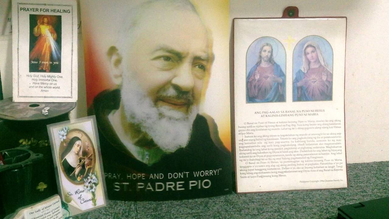 Nobena kay Padre Pio, Panalangin Upang Magkaanak