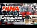 ¡LES JUGARON CHUECO! El autobús que fue PIONERO en MÉXICO FRACASÓ ¿Quién lo SALVÓ?   Caso DINA