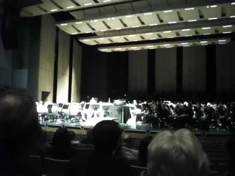 The Conejo Valley Unified School District 35th Annual All District Band Festival(10)