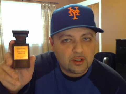 TOM FORD TOBACCO VANILLE FRAGRANCE/COLOGNE REVIEW
