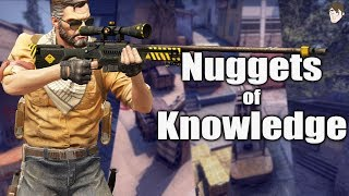 Actually Useful CS:GO Nuggets of Knowledge #5