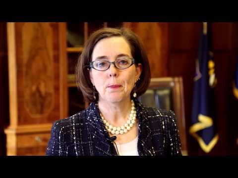 Governor Brown on Oregon