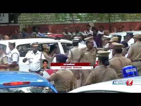 Amit Shah, Arun Jaitley visit Jayalalithaa in Chennai Apollo hospital | News7 Tamil